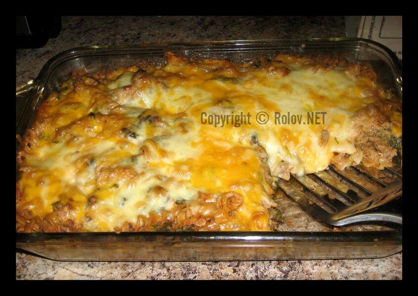 Запеканка из картошки с сыром в мультиварке