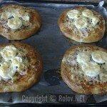 Пицца - достали из духовки