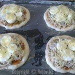 Пицца - посыпали сыром