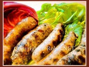 тайские колбаски