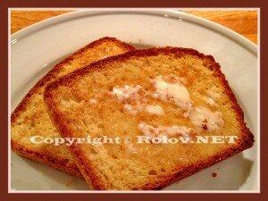 английский хлеб для тостов