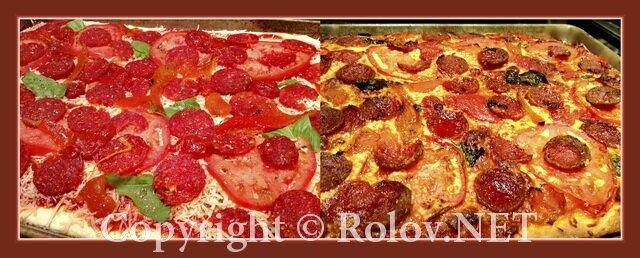 слой пиццы 2