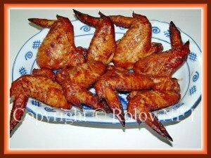 китайские куриные крылышки