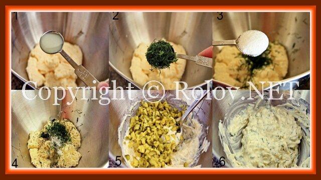 приготовление соуса тартар